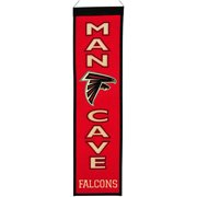 NFL Man Cave Banner, Atlanta Falcons
