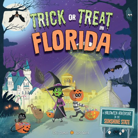 Trick or Treat in Florida - Disneyland Florida Halloween