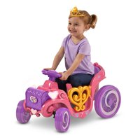 Deals on Disney Princess Enchanted Adventure Carriage Quad, 6-V Ride-On