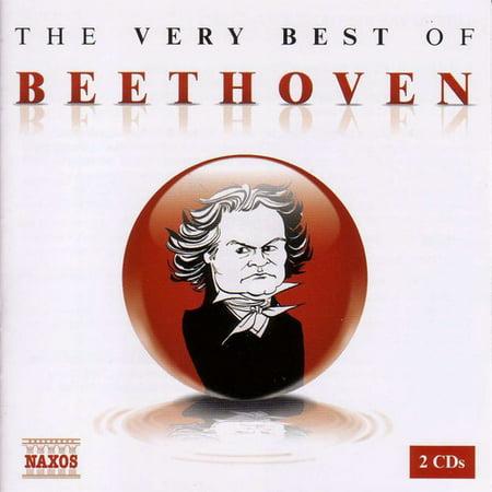 Very Best of Beethoven (CD) (Best Of Beethoven Violin)