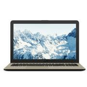 """ASUS X540UA-DB71 Laptop Computer, Intel Core i7-8550U Processor, 8GB RAM, 1TB SSHD, 15.6"""" FHD Display, Windows 10"""