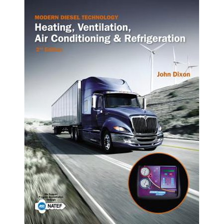 Modern Diesel Technology : Heating, Ventilation, Air Conditioning &