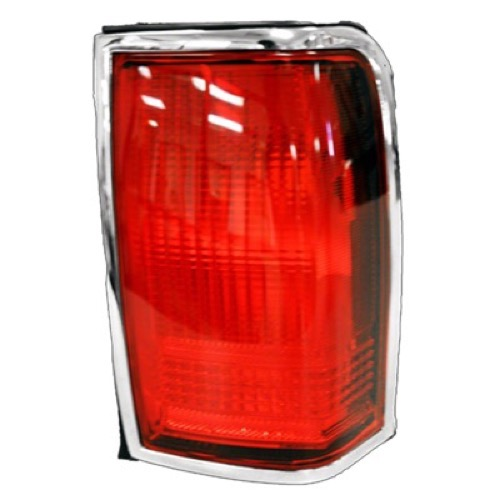 Go Parts 1992 1997 Lincoln Town Car Rear Tail Light Lamp