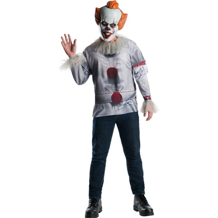 Halloween Costume Idea For Men (Rubies Pennywise Mens Halloween)