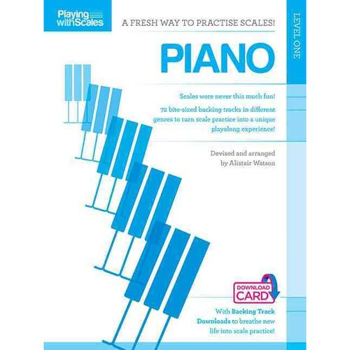 Piano: A Fresh Way to Practise Scales!