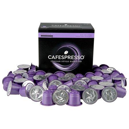 Best Cafespresso Sumazzo Espresso, Nespresso Compatible Pods (Capsules), 60 Ct. deal