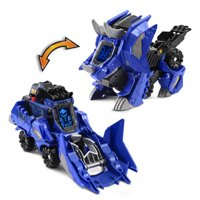 VTech Switch and Go Triceratops Bulldozer Transforming Dino to Vehicle