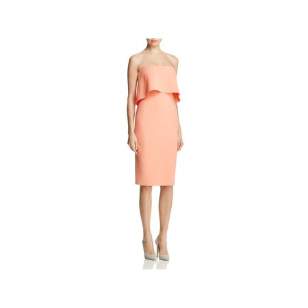 Likely Womens Driggs Strapless Sheath Cocktail (David Meister Strapless Dress)