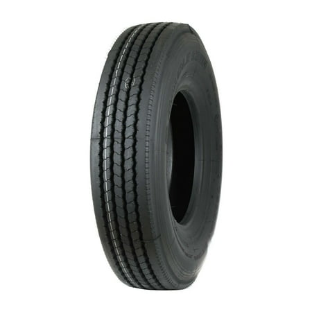 Double Coin RT500 Premium Low Profile All-Position Multi-Use Commercial Radial Truck Tire - 255/70R22.5 16
