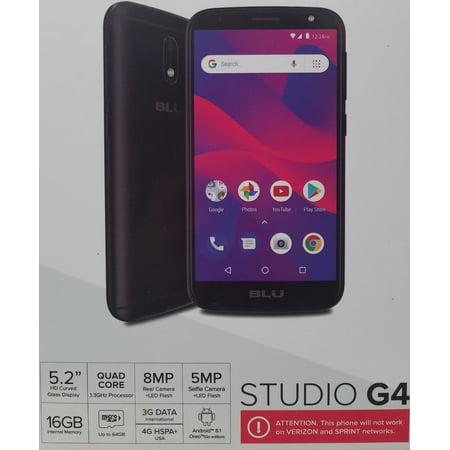 Blu Studio G4 Black