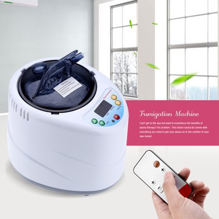 Image of HERCHR 2L Fumigation Machine Home Steamer Steam Generator for Sauna Spa Tent Body Therapy, Sauna Steamer, Home Steamer