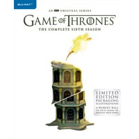 Game Of Thrones: Season 6 (Limited Edition Blu-ray + Digital Copy)