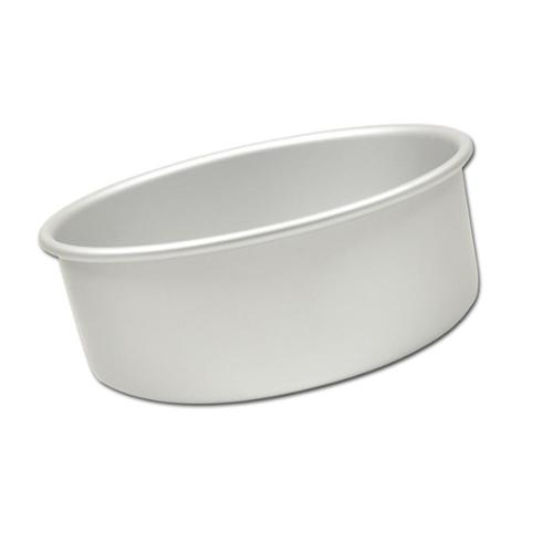 "Fat Daddio's Cake Pan Round 6"" x 3"" by"