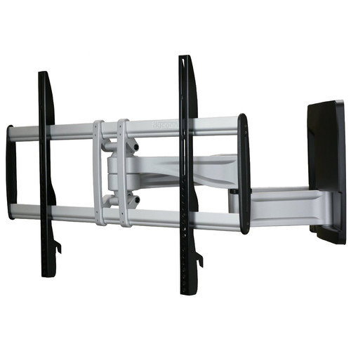 Dyconn Iron Arm XL Dual Articulating Arm/Tilt/Swivel Wall Mount for 32'' - 70'' Plasma/LED/LCD