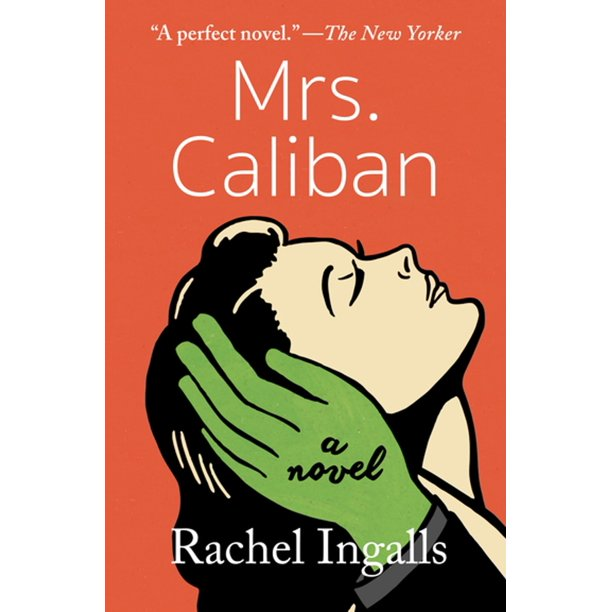 Mrs. Caliban - eBook