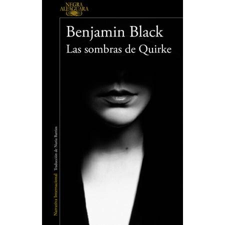 Las sombras de Quirke (Quirke 7) - eBook (Al Filo De Las Sombras Brent Weeks)