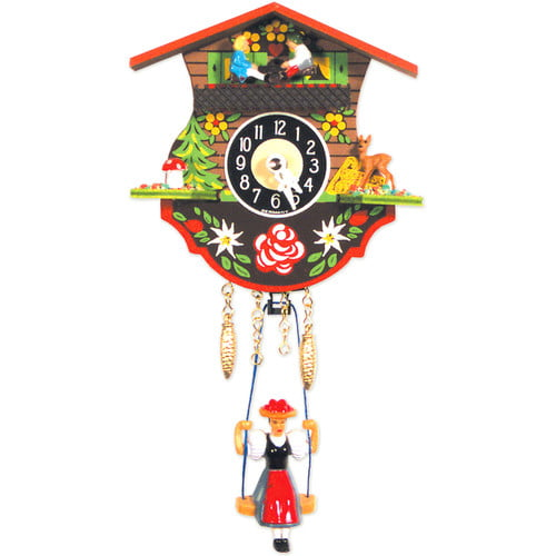 Black Forest Battery Operated Wall Clock by Black Forest