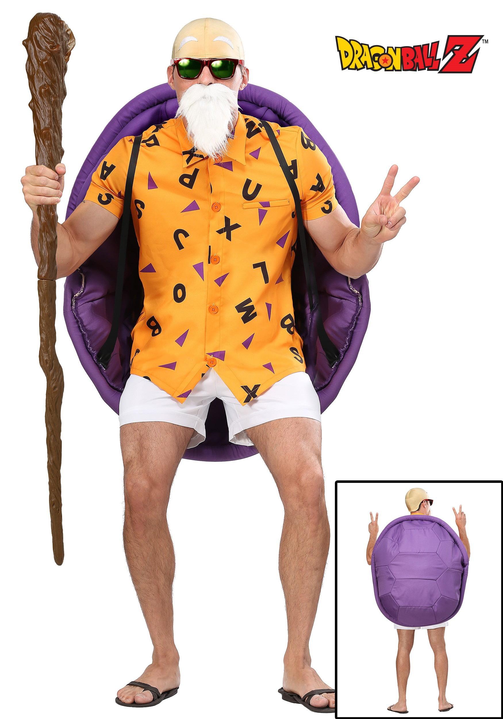 Dragon Ball Z Authentic Goku Men/'s Costume