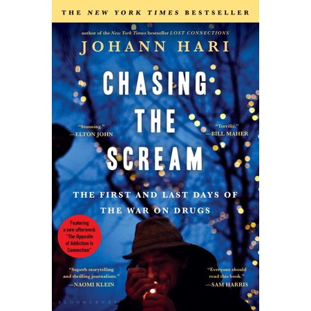 Chasing the Scream : The Opposite of Addiction is Connection - Haunted Field Of Screams