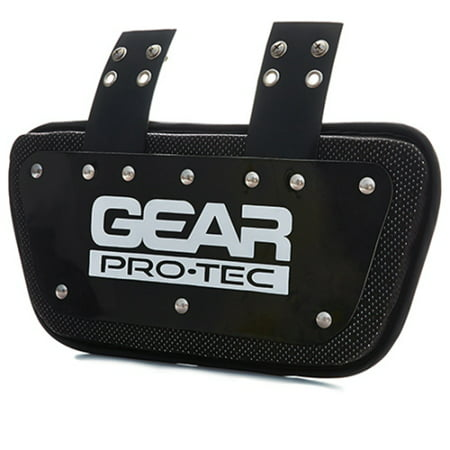 Gear Pro-Tec Z-Cool® Youth Protective Football Back Plate - Cheap Football Back Plate