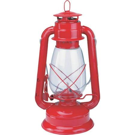 Texsport 15998 Lantern Kerosene Fuel, Metal, Red