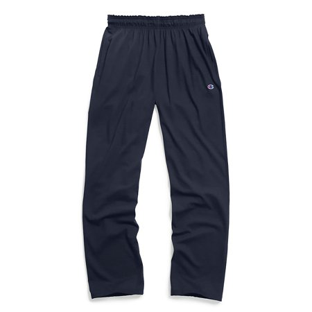 Champion Authentic Men's Open Bottom Jersey Pants - P7309 407Q88
