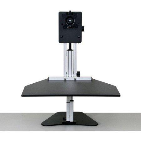 Ergo Desktop Kangaroo Pro Single Monitor Sit and Stand (Ergo Station)