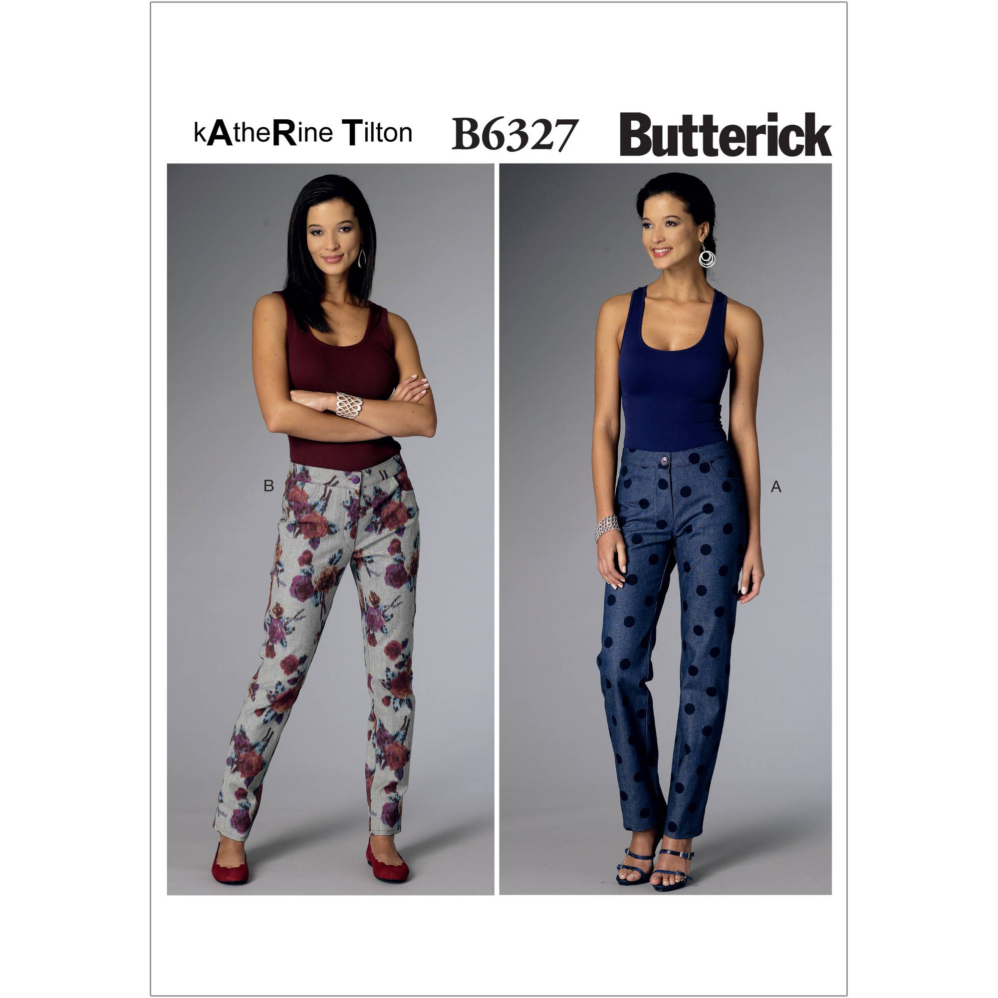 Women's Tapered Pants, 8, 10, 12, 14 and 16