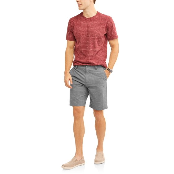 da8e4fbba4 George - Men's Solid Hybrid Swim Shorts - Walmart.com
