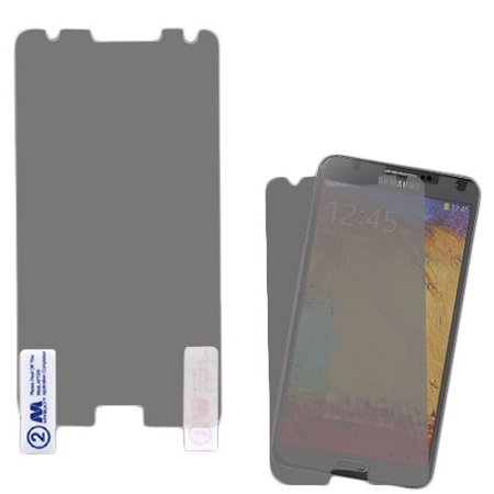 Samsung N9000 Galaxy Note 3 MyBat LCD Screen Protector Twin Pack (Note3 Screen Replacement Lcd)