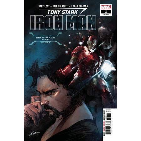 Marvel Tony Stark: Iron Man #1