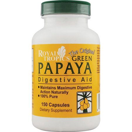 Payasa Halloween (Royal Tropics The Original Green Papaya Digestive Aid - 150)