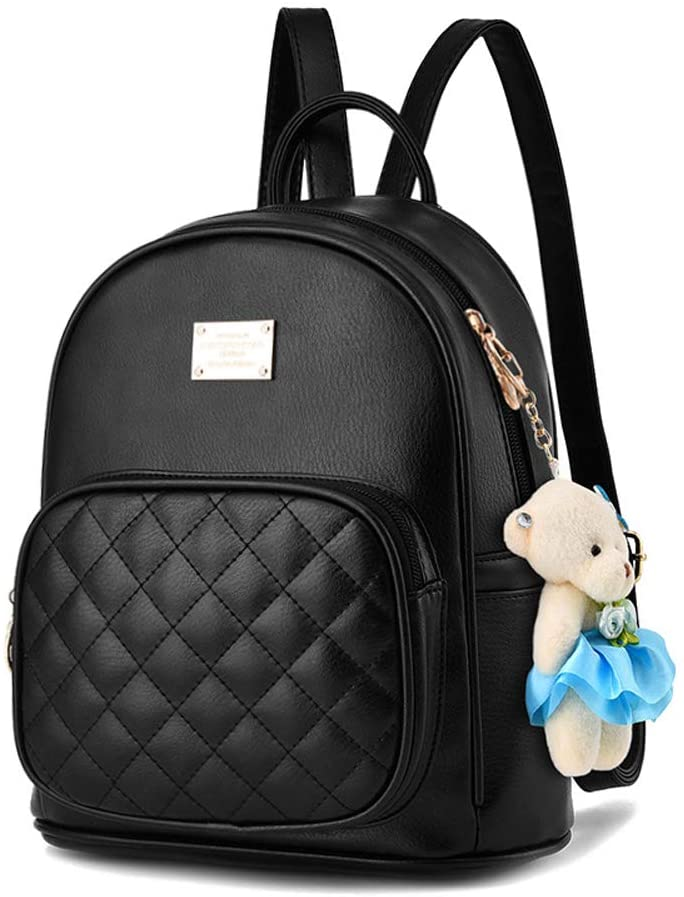 Polka Dots Pineapple Women Specially High Density Shoulder Bags Thick Backpack Travel School Wallet