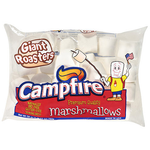 Campfire Giant Roasters Marshmallows, 28 oz