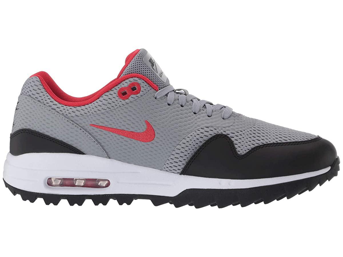 Nike Golf Air Max 1g Particle Grey University Red Black White Walmart Com Walmart Com