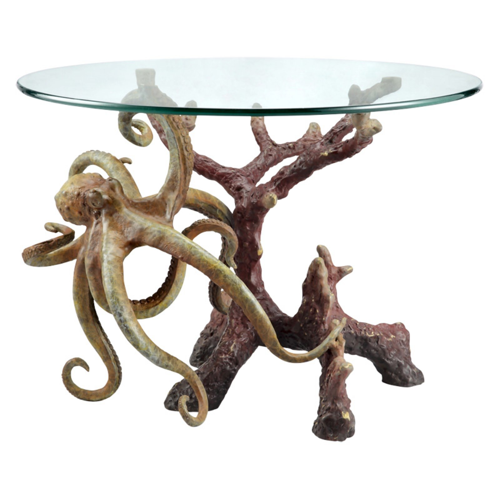 San Pacific International Octopus Coffee Table