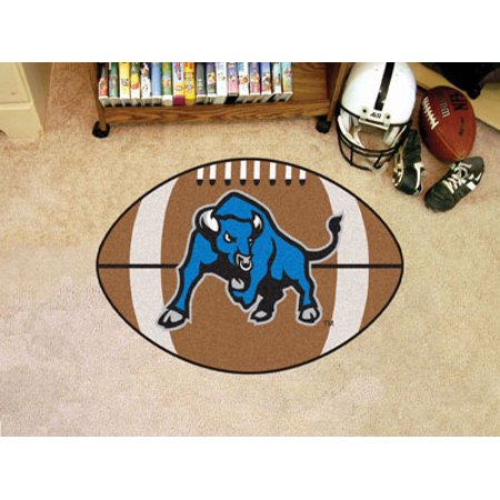 Fanmats State University Of New York At Buffalo 20 5 Inch X32 5 Inch College Ncaa Team Color Logo Football Mat