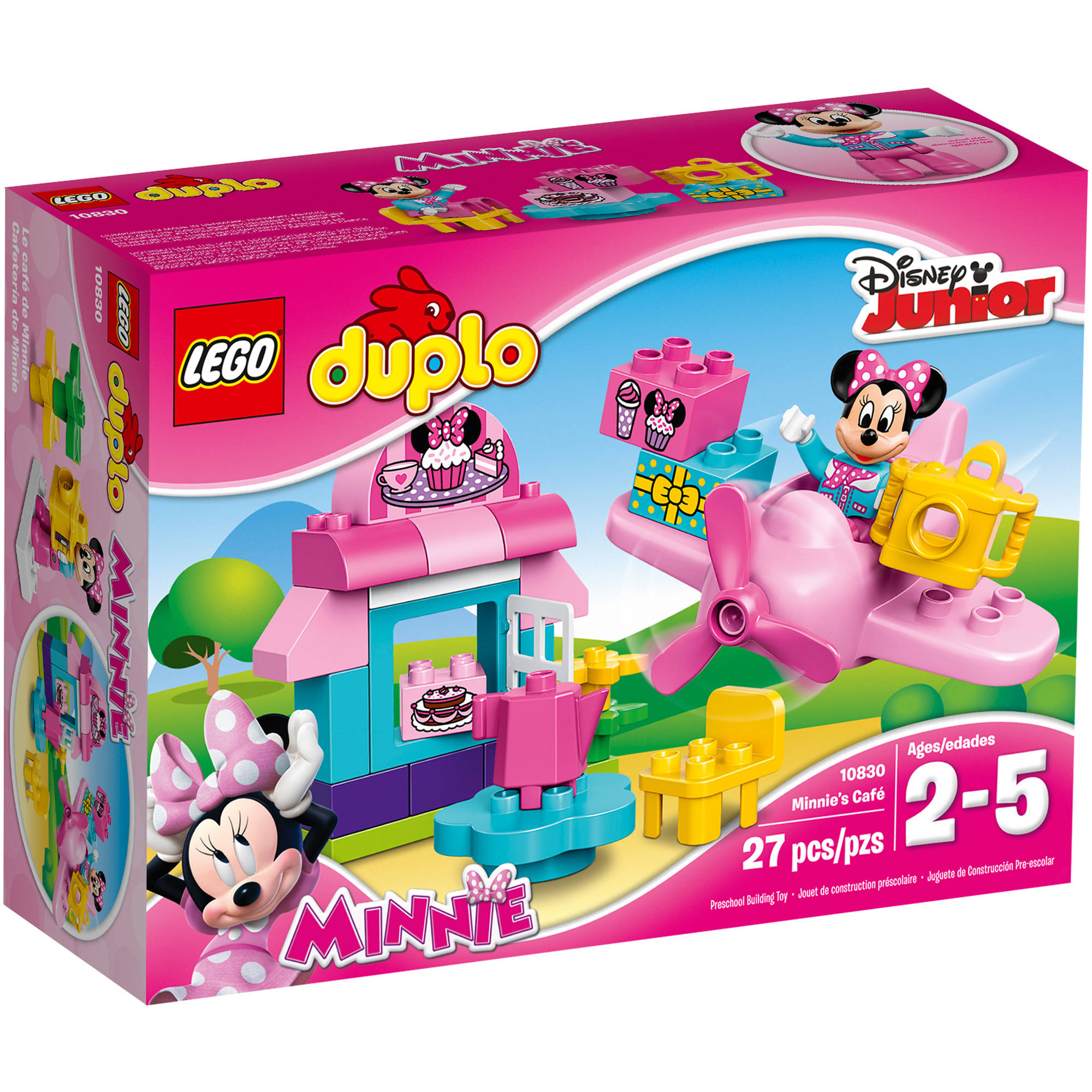 LEGO DUPLO Disney Minnie's Cafe, 10830
