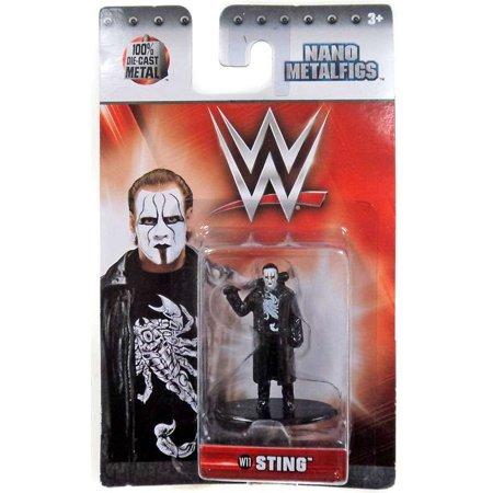 WWE Wrestling Nano Metalfigs Sting Diecast Figure](Wwe Sting)