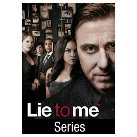 Lie to Me [TV Series] (2009) - Walmart com