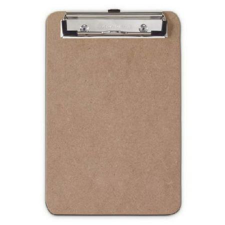 Saunders Hardboard Clipboard Memo 6