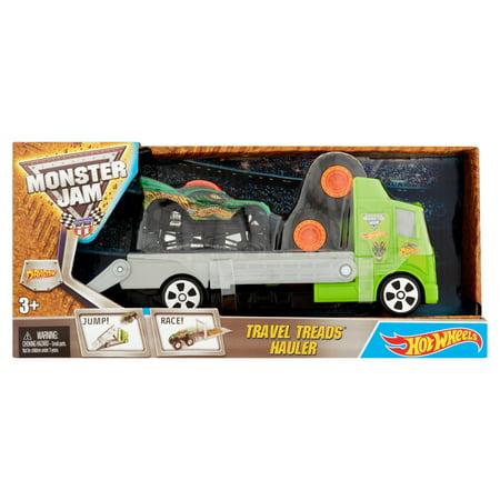 Hot Wheels Monster Jam Travel Treds Assortment