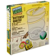 Backyard Safari Butterfly Habitat Walmartcom - Backyard safari outfitters butterfly habitat review