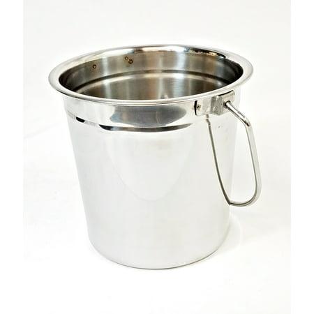 Bucket Drip - GMG DAVY CROCKETT GREASE DRIP BUCKET, BBQ GRILL GREASE PAIL