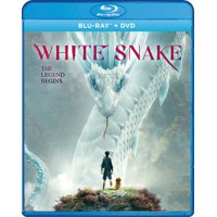 White Snake (Blu-ray + DVD)