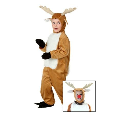 Deer Costume Tutorial (Toddler Deer Costume)