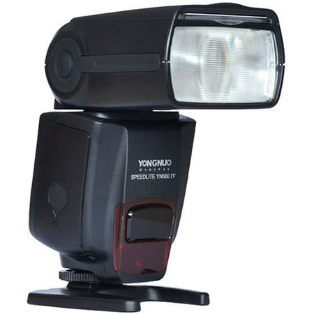 YONGNUO YN560 IV YN560IV Wireless Flash Speedlite For Nikon Canon Sony Panasonic FujiFilm samsung (Best Yongnuo Flash For Canon 60d)