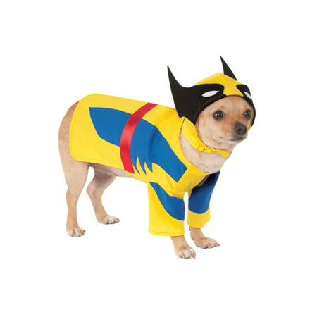 Wolverine Pet Halloween Costume (Pet Halloween Costumes Uk)