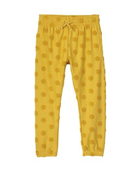 Cotton On Kids Girls 2T-10 Keira Cuff Pant