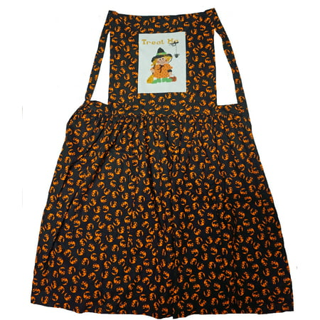 Bib Apron Kitchen Or Restaurant Adjustable Neck Waist Strap Halloween - Halloween Nyc Restaurant